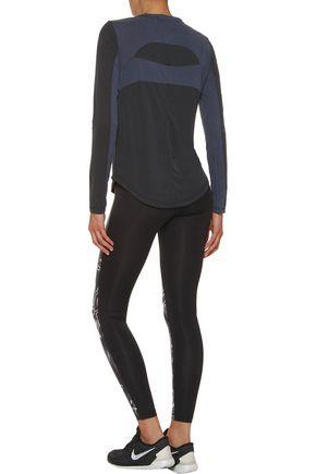 KORAL Emulate printed stretch-jersey leggings