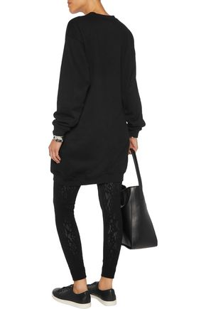 84125369fe8ba Stretch-knit leggings | McQ Alexander McQueen | Sale up to 70% off ...