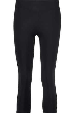 SÀPOPA Valeria cropped stretch leggings