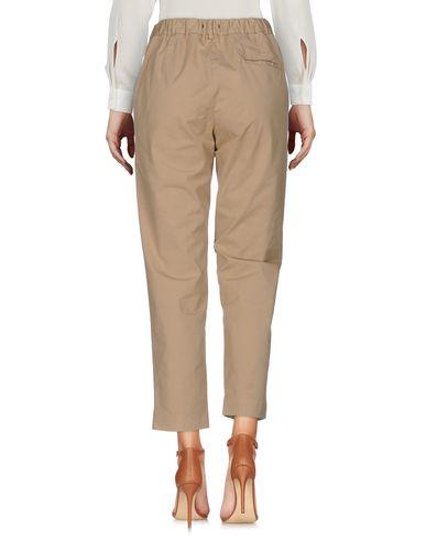 Фото 2 - Повседневные брюки от TRUE NYC. бежевого цвета