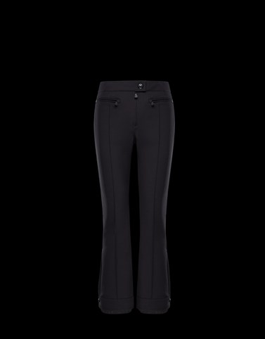 CASUAL PANTS Black Pants Woman