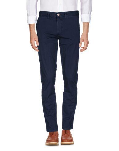 Фото - Повседневные брюки от SUN 68 темно-синего цвета