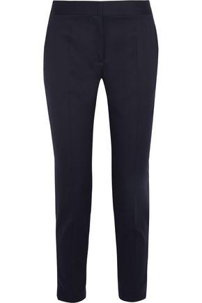 STELLA McCARTNEY Vivian wool-twill tapered pants
