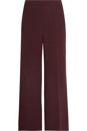 FENDI Stretch-wool wide-leg pants