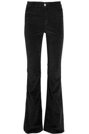 M.I.H JEANS Marrakesh velvet flared pants