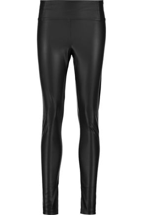 TART Sadi faux leather leggings