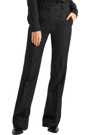BOTTEGA VENETA Cashmere wide-leg pants