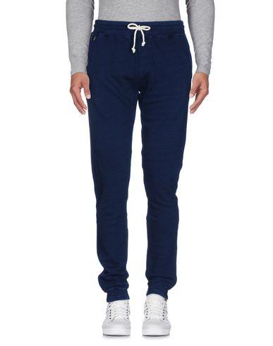 Фото - Повседневные брюки от PUBLISH темно-синего цвета
