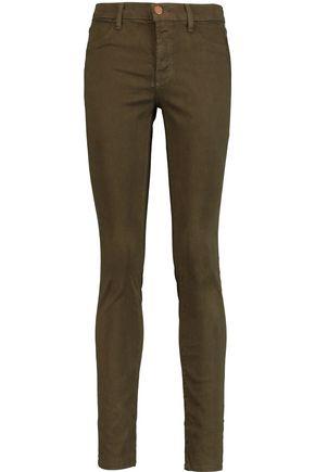 J BRAND 485 mid-rise skinny pants