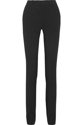 TOTÊME Mayfair crepe straight-leg pants