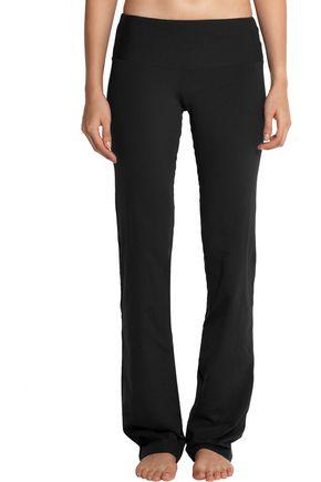 BODYISM Tegan stretch-jersey track pants
