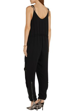 TOM FORD Silk-georgette jumpsuit