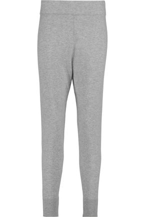 VINCE. Wool and cashmere-blend track pants