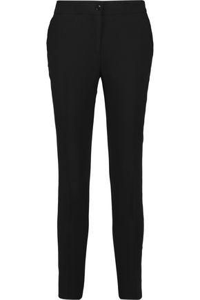 ETRO Crepe slim-leg pants