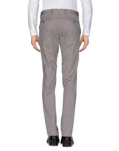 Фото 2 - Повседневные брюки от PT01 цвет голубиный серый