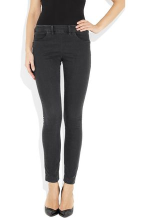 ACNE STUDIOS Skin stretch-denim leggings-style jeans