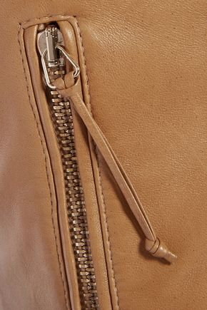 ROBERTO CAVALLI Leather skinny pants