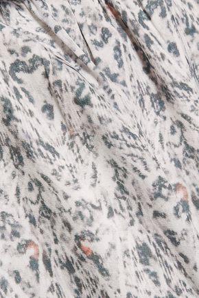 TART COLLECTIONS Diara layered crepe jumpsuit