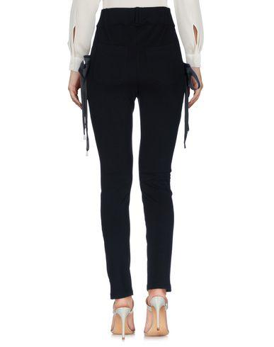 Фото 2 - Повседневные брюки от ODI ET AMO черного цвета