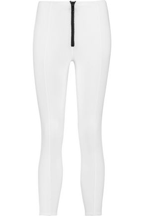 LISA MARIE FERNANDEZ Hannah stretch-jersey leggings