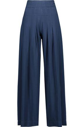 VIX Meidy jersey wide-leg pants