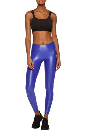KORAL Lustrous stretch leggings