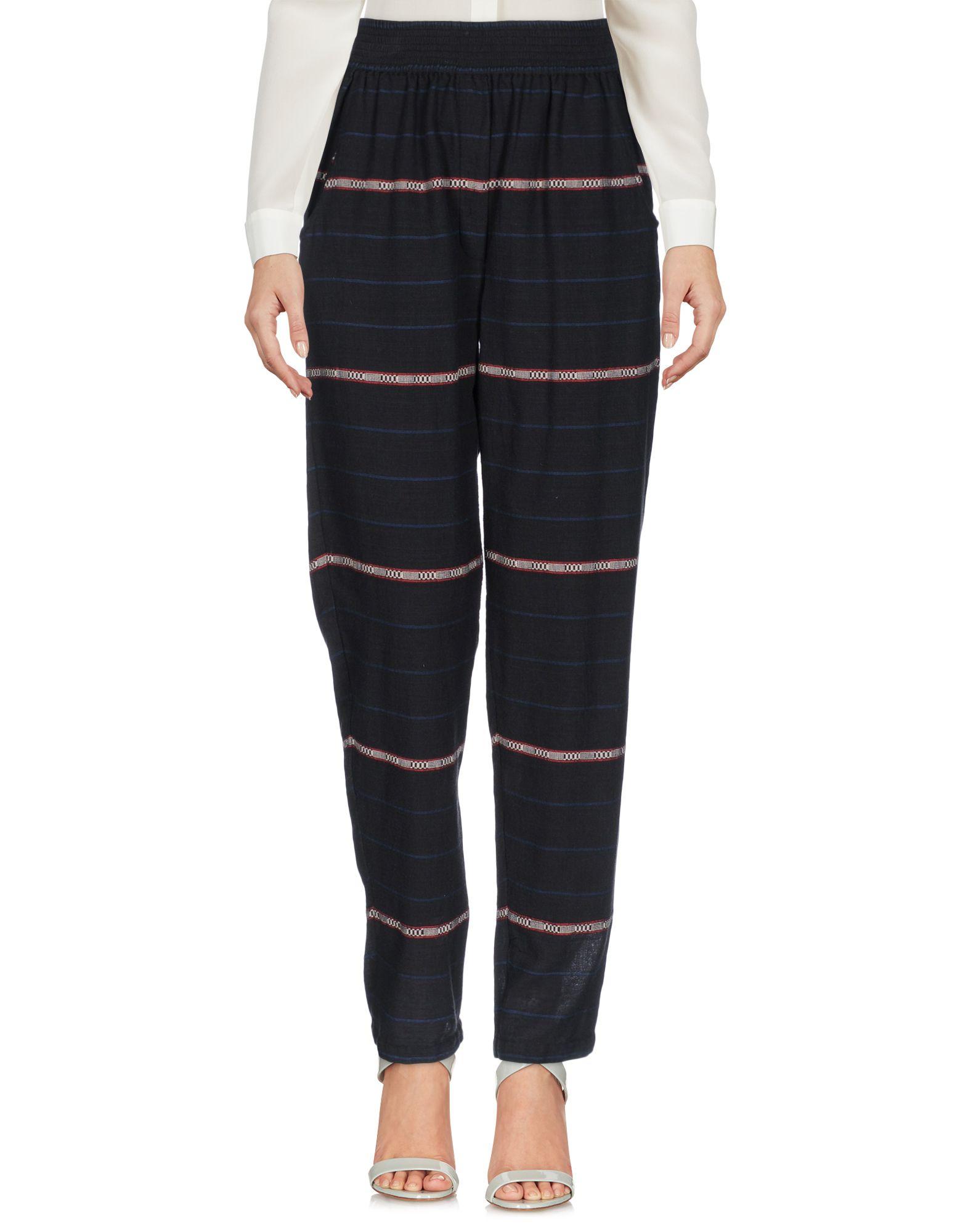 LOCAL APPAREL Повседневные брюки цены онлайн