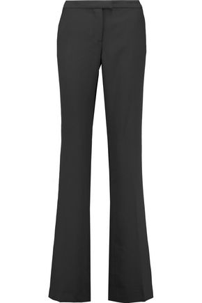 BOUTIQUE MOSCHINO Crepe wide-leg pants