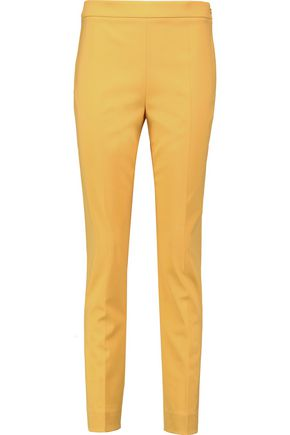 MOSCHINO Wool slim-leg pants