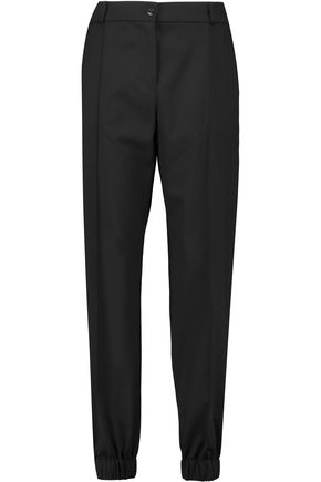 KENZO Wool-twill tapered pants