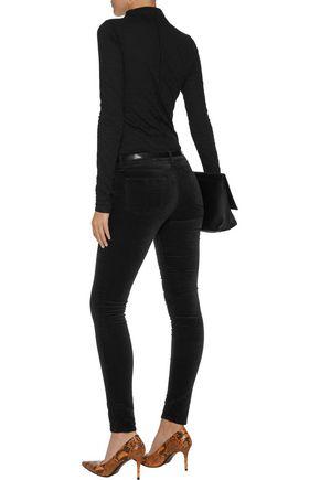 RAG & BONE Velvet skinny pants