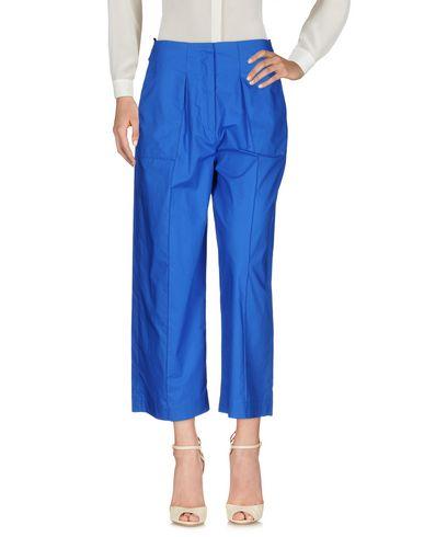 Фото - Повседневные брюки от TELA синего цвета