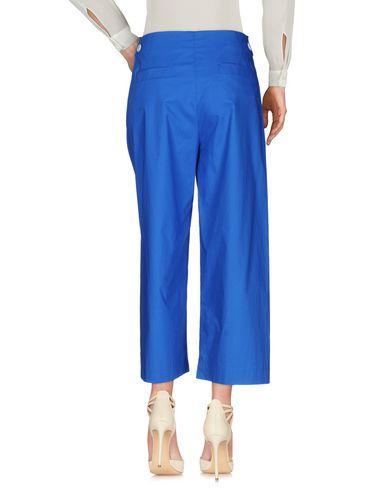 Фото 2 - Повседневные брюки от TELA синего цвета