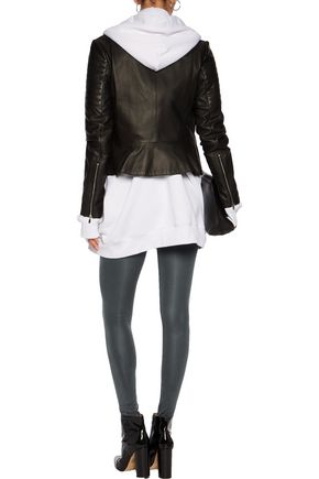 MM6 by MAISON MARGIELA Jersey leggings