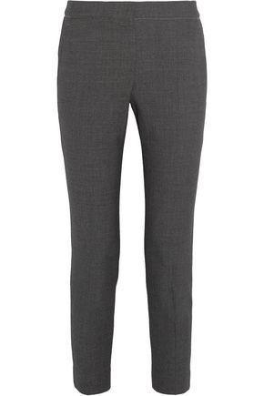 BRUNELLO CUCINELLI Wool-blend slim-leg pants