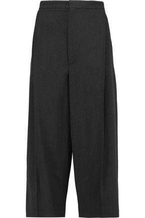 BRUNELLO CUCINELLI Wool-blend culottes