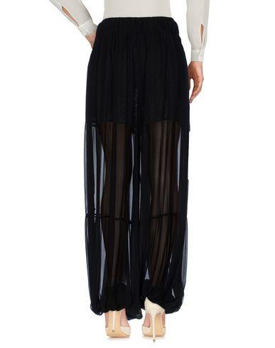 Фото 2 - Повседневные брюки от JUCCA черного цвета
