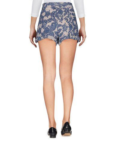 Фото 2 - Повседневные шорты от JIJIL пастельно-синего цвета