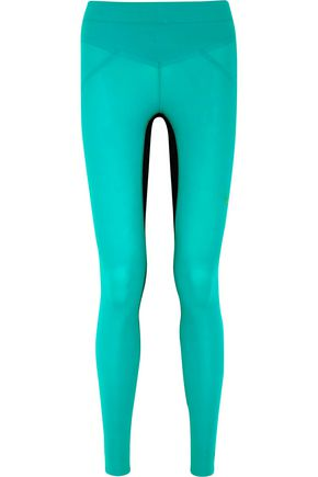 LUCAS HUGH Core Performance stretch-jersey leggings