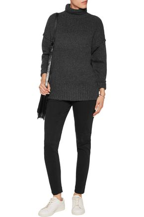 BY MALENE BIRGER Teodosio cotton-blend slim-leg pants
