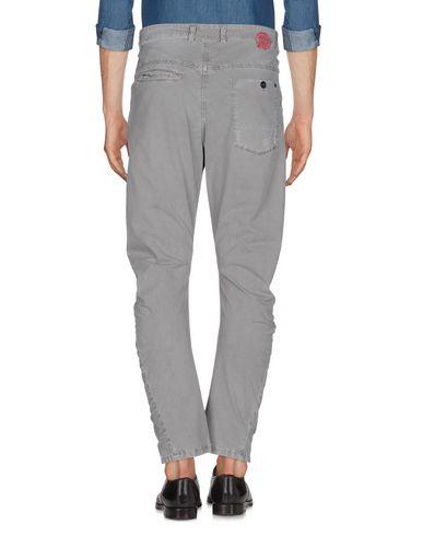 Фото 2 - Повседневные брюки от BERNA серого цвета