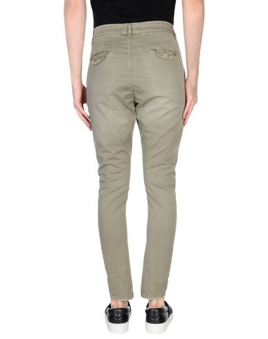 Фото 2 - Повседневные брюки от PAUL MIRANDA цвет зеленый-милитари
