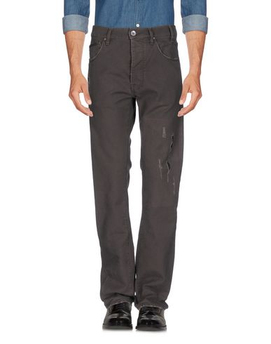 Фото - Повседневные брюки от NOVEMB3R серого цвета