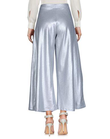 Фото 2 - Повседневные брюки от JIJIL серебристого цвета