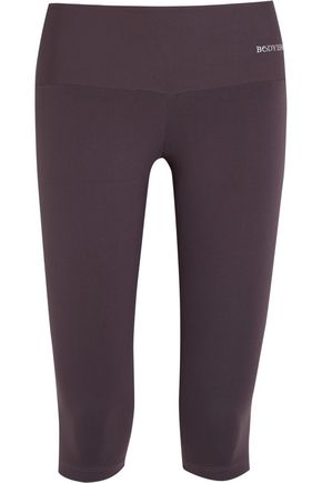 BODYISM Octavia cropped Emana stretch-jersey leggings
