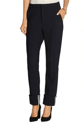 TOTÊME Narbonne twill straight-leg pants