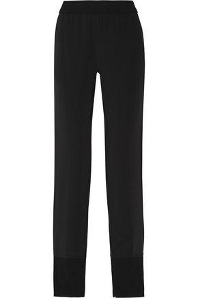 HELMUT LANG Crepe wide-leg pants