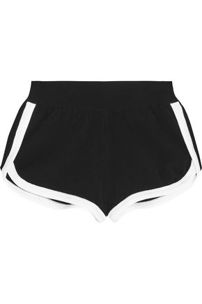 FENDI Cotton-jersey shorts