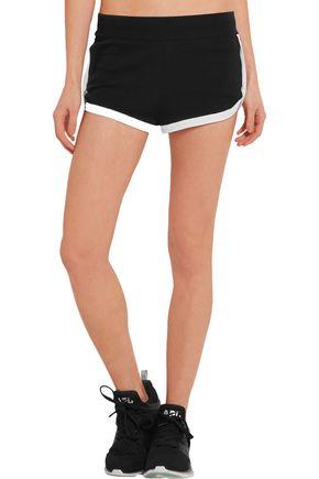 FENDI Cotton-jersey shorts