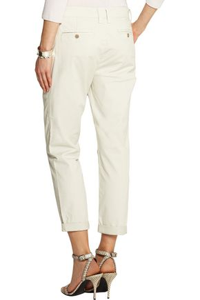 J BRAND Alex stretch-cotton twill slim-fit pants